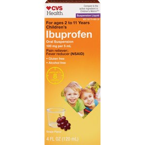CVS Health Children's Ibuprofen Oral Suspension
