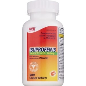 CVS Ibuprofen Tablets