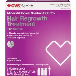 CVS Women's Hair Regrowth Treatment