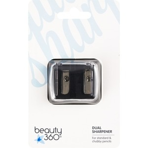 Beauty 360 Duo Pencil Sharpener