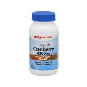 CVS Super Cranberry Softgels