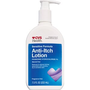 CVS Fragrance-Free Anti-Itch Lotion Sensitive Skin