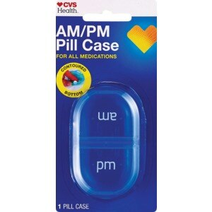 CVS AM/PM Pill Case