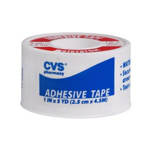 CVS Adhesive Tape 1 Inch X 5 Yards