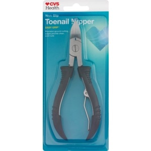 CVS Non-Slip Toenail Nipper with Easy Grip