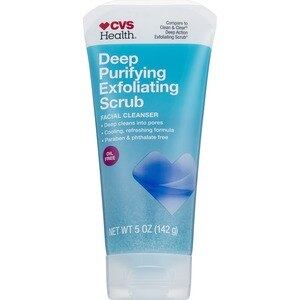 CVS Health Deep Cleansing Exfoliating Scrub, 6 OZ