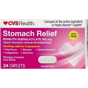 CVS Health Stomach Relief Caplets
