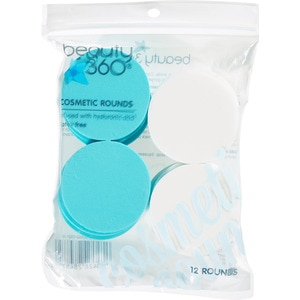Beauty 360 Rounds, 12CT