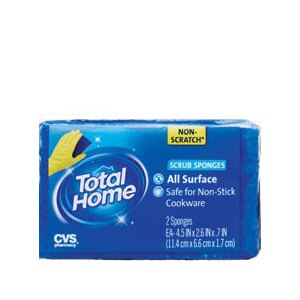 CVS All Surface Scrub Sponges