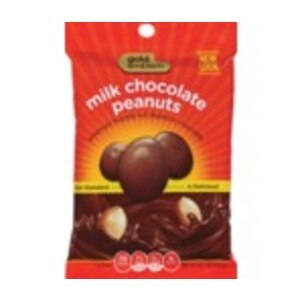 CVS Gold Emblem Double Dipped Milk Chocolate Covered Peanuts
