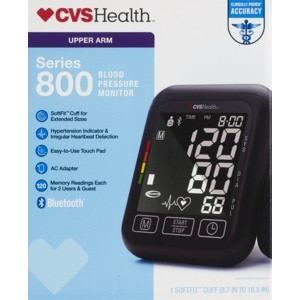 CVSHealth Series 800 Upper Arm Blood Pressure Monitor