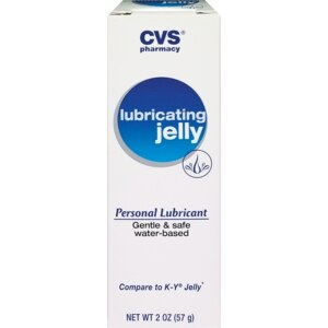 CVS Lubricating Jelly Personal Lubricant