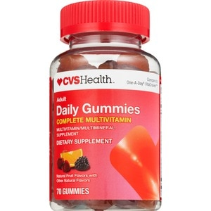 CVS Health Complete Adult Multivitamin Daily Gummies