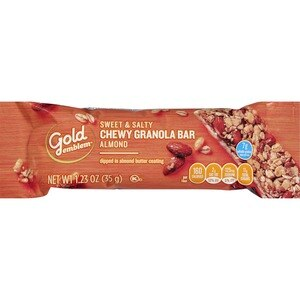 Gold Emblem Sweet & Salty Almond Chewy Granola Bar