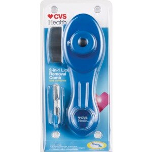 CVS 2-In-1 Lice Removal Comb