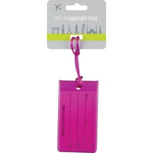 Jelly Luggage Tag