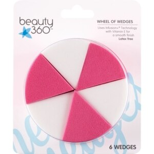 Beauty 360 Wheel of Wedges