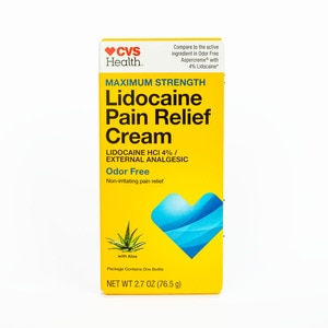 CVS Health Pain Relief Cream, 2.7oz