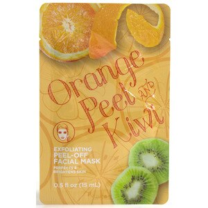 CVS Orange Peel and Kiwi Exfoliating Peel-off Facial Mask