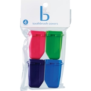 Just The Basics Toothbrush Covers