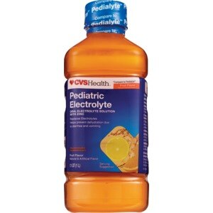 CVS Pediatric Electrolyte Oral Maintenance Solution Fruit Flavor