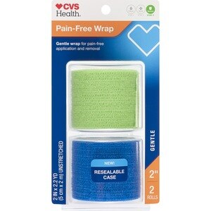 CVS Health Breathable Gentle Tape, 2 CT