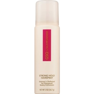 GSQ by GLAMSQUAD Travel Size Strong Hold Hairspray, 2 OZ