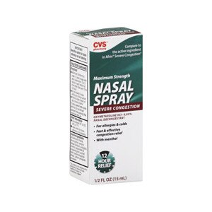 CVS Maximum Strength Nasal Spray