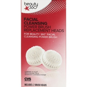 CVS Facial Cleansing Power Brush Heads