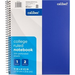 CVS Premium 1 Subject Notebook College Ruled