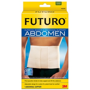 Futuro Surgical Binder And Abdominal Support Medium