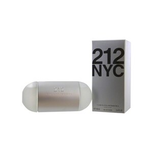 212 by Carolina Herrera Eau de Toilette Spray, 3.4 OZ