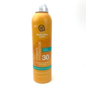 Australian Gold Continuous Spray Clear, 6 OZ