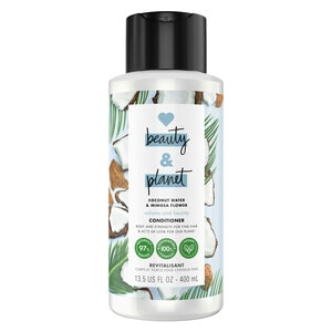 Love Beauty And Planet Volume and Bounty Coconut Water & Mimosa Flower Shampoo, 13.5 OZ