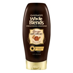Garnier Whole Blends Ginger Recovery Strengthening Conditioner, 12.5 OZ