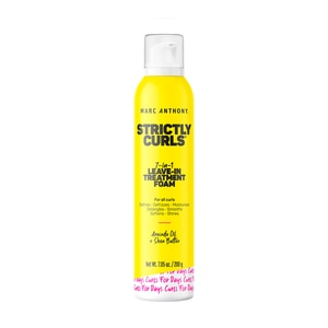 Marc Anthony Strictly Curls Perfect Curl 7-in-1 Treatment Foam, 8.4 OZ