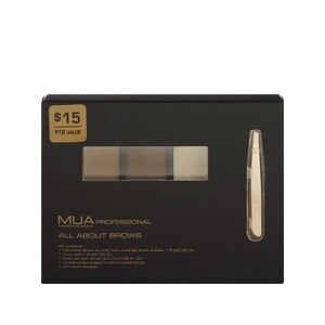 MUA Professional All About Brows Kit