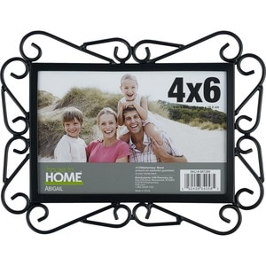 House To Home Abigail 4x6 Picture Frame