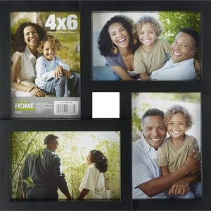 House To Home Aria Family 4x6 Picture Frame