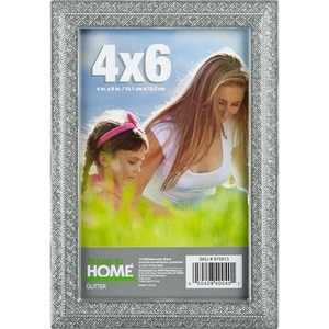 House To Home Glitter Photo Frame