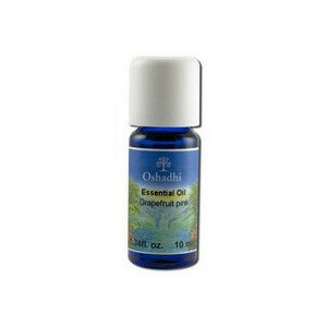 Oshadhi Essential Oil Singles Grapefruit Pink, 0.33 OZ