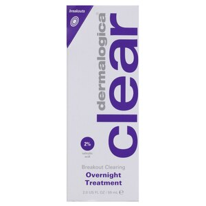 Dermalogica Clear Start Breakout Clearing Overnight Treatment, 2 OZ