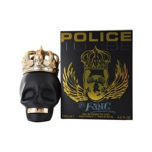 Police To Be The King by Police Colognes Eau De Toilette Spray, 4.2 OZ