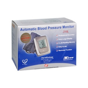 Zewa Automatic Blood Pressure Monitor Mfm-007 Xl
