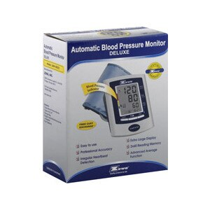 Zewa Deluxe Automatic Blood Pressure Monitor