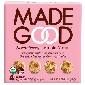 MadeGood Granola Mini Pillow pk 3.4 OZ