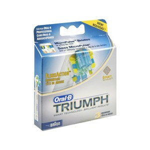 Oral-B Triumph FlossAction Brushhead