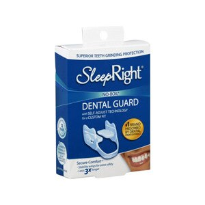 SleepRight Dental Guard Secure-Comfort