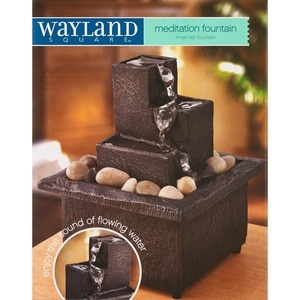 Wayland Square Mediation Fountain, Assorted Styles