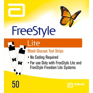 Freestyle Lite Test Strips